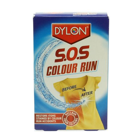 Dylon Colour Safe Colour Run
