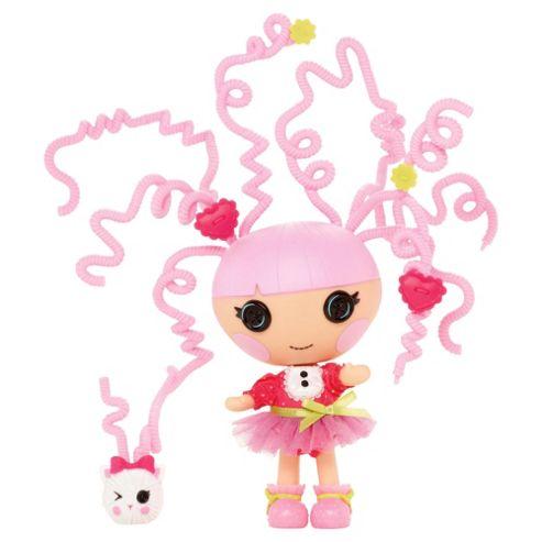 La La Loopsy Littles Silly Hair Doll Trinket Sparkles