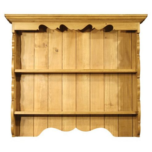 Alterton Furniture Large Open Wallrack - Unfinished