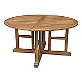 Madison Round Teak Table