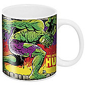 Marvel print mug boxed - Hulk