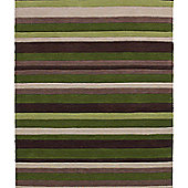 Oriental Carpets & Rugs Hong Kong 2022 Green Rug - 120cm x 170cm