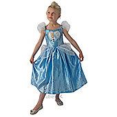 Love Hearts Cinderella - Child Costume 7-8 years