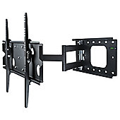 Ultimate Mounts Swing Arm Wall Bracket for 32 inch -60 inch TVs