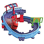 Chuggington City Station Train Set