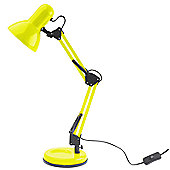 Leitmotiv Hobby One Light Desk Lamp - Lime Green