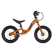 "Dawes 12"" Wobble Balance Bike - Orange Inch Kids Bike"