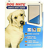 Pet Mate Dog Door White 216w Large