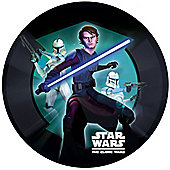 Star Wars Plates - 23cm Paper Party Plates, Pack of 8
