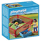 Playmobil 5534 City Life Turtle Enclosure