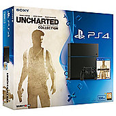 PS4 500GB Uncharted Collection Console (C Chassis)
