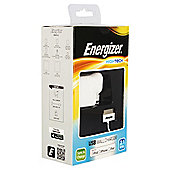 Energizer 30 pin Cable & 2.1amp mains charger