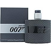 James Bond 007 Eau de Toilette (EDT) 75ml Spray For Men