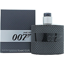 James Bond 007 Eau de Toilette (EDT) 75ml Spray For Men