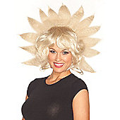 Lady G Sunburst Wig