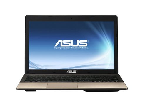 Asus K55A-SX364H (15.6 inch) Notebook PC Celeron (B820) 4GB 320GB DVD-SM Gigabit LAN Webcam Windows 8 HP (Intergrated Intel HD 4000 Graphics)
