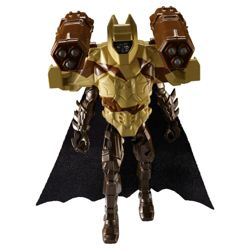 Batman The Dark Knight Rises QuickTek Missile Armor Batman Deluxe Action Figure