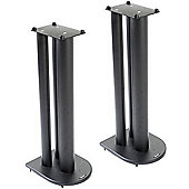 ATACAMA HMS1.1 SPEAKER STANDS BLACK (700mm) (PAIR)