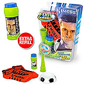 Messi Footbubbles Foot Bubbles Starter Pack (Red Socks) Extra Refill Included