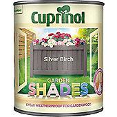 Cuprinol Garden Shades - Silver Birch - 1 Litre