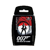 Top Trumps James Bond Card Game