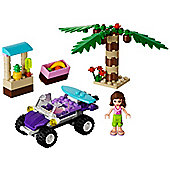 Lego Friends Olivia's Beach Buggy - 41010