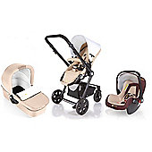 KinderKraft Travel System Package (Beige)