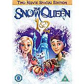 Snow Queen1 & 2 DVD