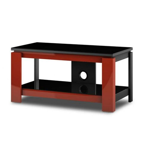 Sonorous 820 TV Stand - Red