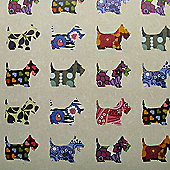 Gift Wrap - Scottie Dog