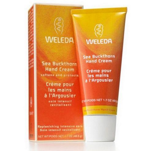 Sea Buckthorn Hand Cream (50Ml)