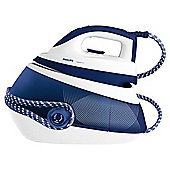 Philips GC7521/02 Ceramic Plate Steam Generator Iron - Blue & White