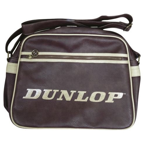Dunlop Messenger Shoulder Bag 36