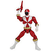 Power Rangers Super Megaforce - 12.5cm Lightspeed Rescue Red Ranger Action Figure