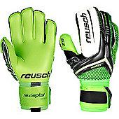 Reusch Re:Ceptor Pro G2 Ortho-Tec Goalkeeper Gloves - Green