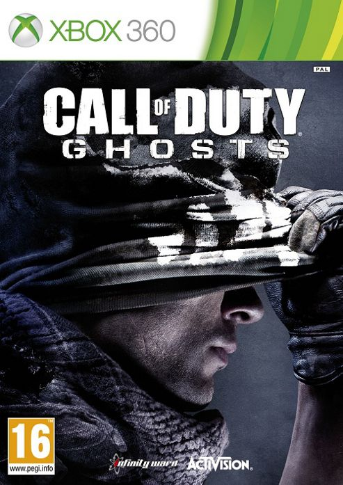 Call Of Duty - Ghosts (Xbox 360)
