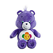 Care Bears Small Bean Bag Soft Toy - Harmony Bear