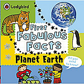 ELC First Fabulous Facts - Planet Earth
