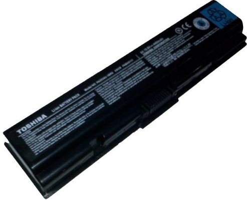 Toshiba 6-cell Lithium-ion 4000 mAh Laptop Battery