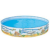 Ocean Life Fill 'n' Fun Paddling Pool