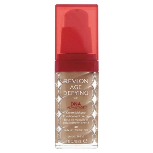 Revlon Age Defying with DNA Advantage™ Cream Makeup Early Tan