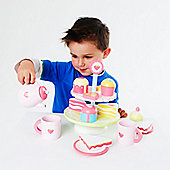 ELC Wooden Afternoon Tea Set