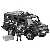 Playmobil 5974 SWAT Car