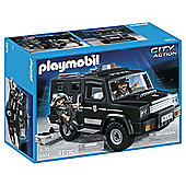 Playmobil City Action SWAT Car 5974