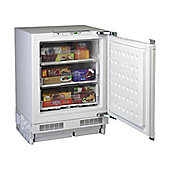 Flavel FZU190AP A+ Rated Built Under Counter Freezer with 87 Litre Capacity