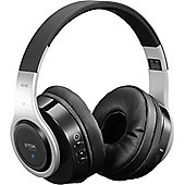 Tdk Wr780 Bluetooth Headphones Silver - Accessories