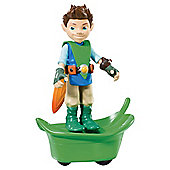 Tree Fu Tom Deluxe Figure - Tom with Leafboard