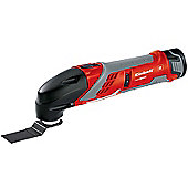 Einhell RT-MG10.8Li Multimax Cordless Multi-Tool 10.8 Volt 2 x 1.3Ah Li-Ion