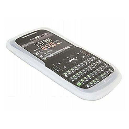 Silicone Case - HTC S522 Snap (White)