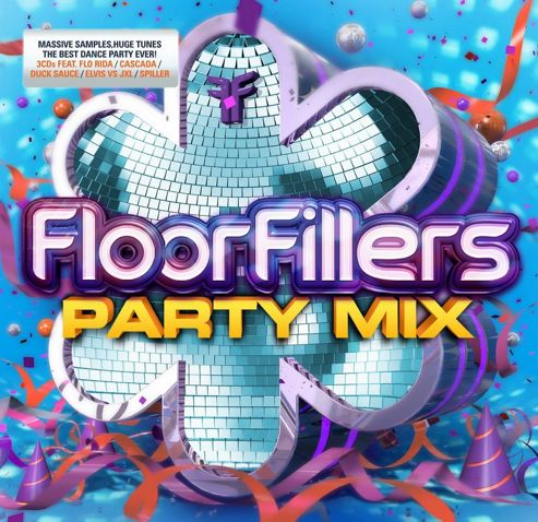 Floorfillers Party Mix (3Cd)